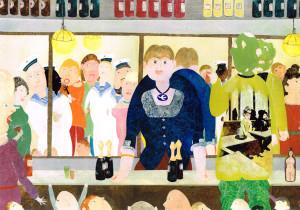 T---Manet,-Degas,-Magrite,-Braque,-Enstien,-Quentin-Crisp